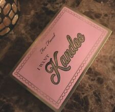HOT NEW TOO FACED I WANT KANDEE CANDY EYES EYESHADOW PALETTE KANDEE JOHNSON