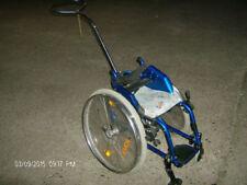 Aktivrollstühle mit höhenverstellbaren Beinstütze