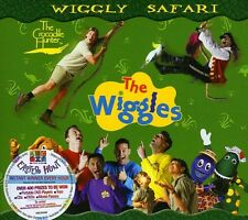 Wiggly Safari by The Wiggles (CD, Aug-2012, ABC for Kids)