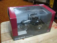 1:32 Nib Massey Ferguson 6480 Chrome Louisville 2012 Lmtd Edition - Toy Tractor