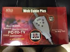 AITech Web Cable Plus All-in-One Simple PC to TV converter MODEL:06-070-002-58