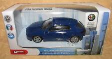 MODELLINO auto ALFA ROMEO BRERA BLU 1:43 cod.11562