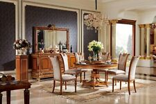 Round Dining Room +8 Chairs Chair Set Set round Table Wood Tables round E62