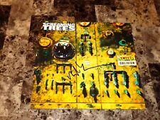 Screaming Trees Sweet Oblivion Signed Vinyl LP Record Mark Lanegan COA + Photo