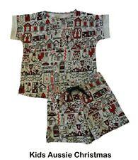 Family Christmas PJs - Kids Adult Family Matching Christmas Pyjamas Sleepwear