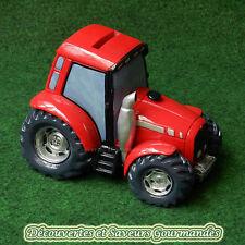 Tracteur TIRELIRE theme agriculture bapteme mariage communion dragees
