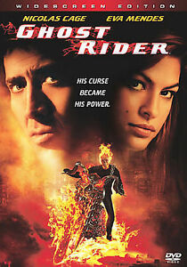 Fastshipping🇺🇲 Ghost Rider (DVD, 2007, Widescreen) NEW 21
