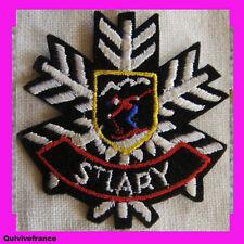 SK868 - PATCH SKI  ST LARY