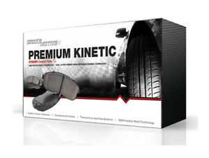 For 2017 2018 Cadillac XT5 GMC Acadia Acadia Limited Front Ceramic Brake Pads