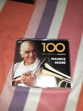 MAURICE ANDRE - 100 BEST MAURICE ANDRE 100 BEST 6 CD NEW