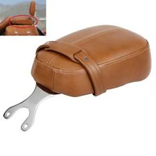 Desert Tan Rear Passenger Pillion Seat Fit For Indian Scout 15-18 16 Sixty 16-18