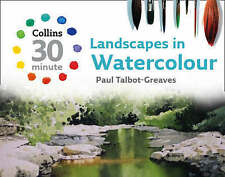 Bk2868/2 - Landscapes in Watercolour