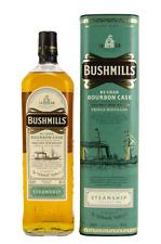 BUSHMILLS Bourbon Cask Steamship Collection  1,0L