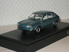 VW 411 türkis metallic neu &  OVP 211.099.300.N.M6Z