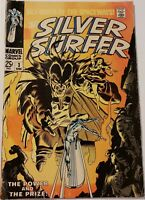 SILVER SURFER #3 - 1ST MEPHISTO - Dec 1968 Complete SOLID MID GRADE - NICE++!!!