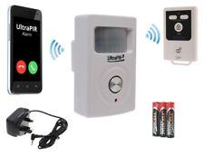 Mains Powered 3G UltraPIR GSM PIR Alarm with Battery Back Up