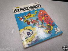 LES PIEDS NICKELES CASCADEURS N° 77 SPE EO 1973 *