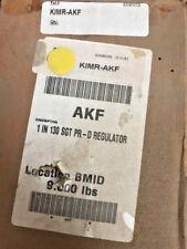 NEW  Kimray Model 130 SGT PR-D Pressure Regulator (KIMR-AKF)  1E-1316-F20