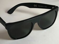 Retrosuperfuture Flat Top Guaglione 9JD Eye Size 55 New In Box Sunglasses