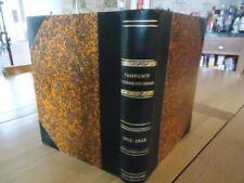 RARE PASINOMIE LUXEMBOURGEOISE RECUEIL LOI DECRET LEGISLATION LUXEMBOURG 1952