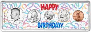 Happy Birthday Coin Gift Set, 1979