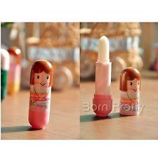 Lippenpflege Lip Balm Lipstick Moisturizer 6 Flavors Pure Natural Women Baby