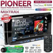 Pioneer Avh-xl4750dvd 200mm Toyota Double DIN Mirror Link Car DVD Player Stereo