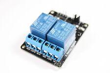2-CANALI-relè Modulo, 5v Relay moduli con optokoppler per Raspberry Pi, Arduino
