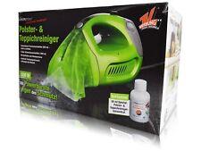 CLEANmaxx Polster- Teppichreiniger Reiniger inkl. Teppichshampoo Powerbürste