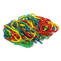 FirstChoiceCandy Rainbow Licorice Laces Candy In A 1 Pound Resealable Bag