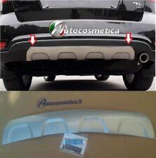 Unterfahrschutz Spoiler Rammschutz Diffusor ABS Set  Hinten Fiat Freemont
