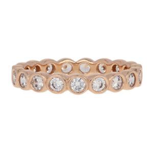 Pandora Rose Alluring Brilliant Ring Silver NEW Authentic 56 (US 7.5)180942CZ