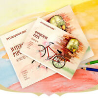 Drawing Colored Pencil Book Watercolor Paper Sketch album Painting Pad