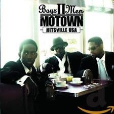 Motown Hitsville - Boyz II Men (CD) (2007)