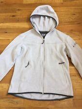 Womens Arcteryx Covert Hoodie Jacket Light Gray Size Large Arc'teryx