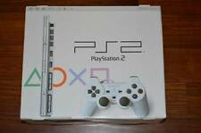 NEW Playstation 2 Ceramic White Console PS2 Slim Japan *RARE COLLECTORS ITEM*
