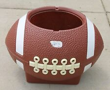 Little Tikes Football Toy Box Lid Hamper Tailgate Party Cooler Ice Chest VTG