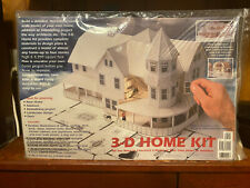 3-D Home Kit, Home school, Architecture, Math, Design, New!