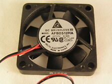 Delta Fan AFB0512HA 12VDC 0.18A Brushless 50mm x 50mm x 10mm OL0406