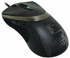 A4Tech X7 V-Track All Surfaces Accurate Tracking Gaming Mouse F4 (Retail Pkg)