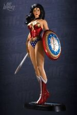 DC Universe Online WONDER WOMAN statue~Batman~Justice League~Direct~NIB