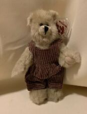 "TY Beanie ""Abby"" 1993 Attic Treasure Collection Bear Free Shipping"