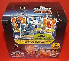 Topps Match Attax Champions League 2016/17 50 Päckchen a 6 Karten ungeöffnet