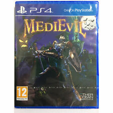 Medievil PS4 New and Sealed IN STOCK NOW