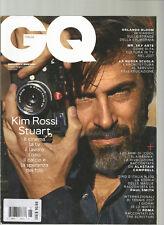 GQ Italia Revista GENTLEMEN'S Quarterly Mayo/Junio 2017 No.210