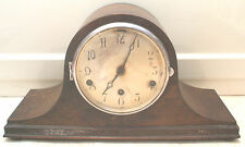 Vintage German 8-Day Antique Mantel & Carriage Clocks