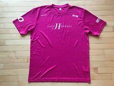 Jack Harvey ARROW Schmidt Peterson Indy Car Series Mens Jersey Shirt Sz XL MSR