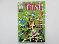 TITANS N°161 BE/TBE