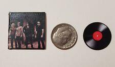 "Dollhouse Miniature Record Album 1"" 1/12 scale Barbie Bon Jovi what do you got?"