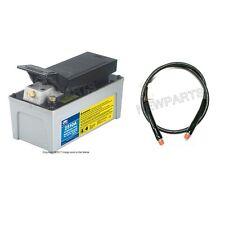 NEW Hydraulic Pump - Pneumatic with Hydraulic Pump Hose - 6 Feet OTC